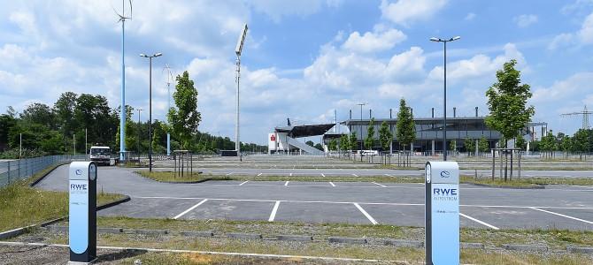 Quiet Revolution vawt at RWE Stadium Essen